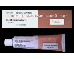 Линимент бальзамический (по Вишневскому)