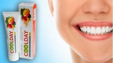 Зубная паста «Coolday»